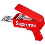 Пушка карамболя наличных дег игрушки торжества пушки деньг доллара/евро бумажная высшая