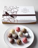 [هيغقوليتي] [هندمد] شوكولاطة ورقة هبة يعبّئ صندوق