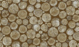 Wasserdichtes Wand-Papier 3D Rolls des Guangzhou-preiswertes Preis-1.06m