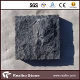 暗い灰色G 654/薄い灰色G603/Black G684/Yellow G682/Blackの玄武岩の花こう岩の立方体か玉石の敷石またはペーバー