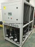 портативный упакованный вход охлаженный воздухом воды 20tons охладителя 12c/выход 7c используемый в Италии
