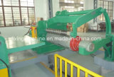 Hohe leistungsfähige einfache Stahlriemen-Slitter Rewinder Maschine für Verkauf