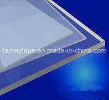 Fita protetora para a placa plástica