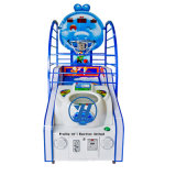 Macchina popolare del gioco della fucilazione di pallacanestro dei 2017 bambini da vendere (ZJ-BG05)