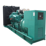 100kw ouvrent le type générateur à la maison de Cummins Engine le petit Genset diesel avec du ce et les certificats d'OIN
