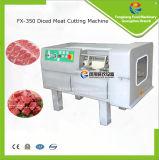 Fleisch Dincing Maschine der hohen Leistungsfähigkeits-Fx-350, Rindfleisch-/Schweinefleisch-Ausschnitt-Maschine