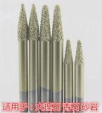 De zilveren Solderende Snijdende Werktuigmachine van de Gravure van de Steen van de Diamant van het Hulpmiddel