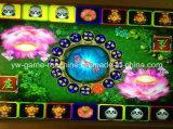 Máquina de juego de fichas asiática de juego de la ranura de los pescados para la venta
