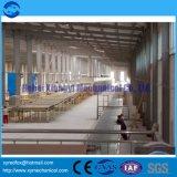 Cadena de producción de la tarjeta de yeso - planta de la tarjeta - maquinaria de ultramar - la mejor maquinaria del coste