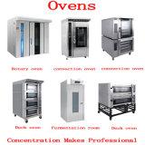 Drehgas-Ofen der Bäckerei-Yzd-100