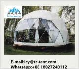 Шатер формы шатра половинной сферы дома геодезический купола параболистический от 5-30m