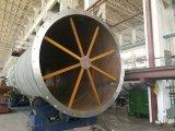 Fornecimento Drum Dryer e peças sobressalentes para indústria mineira / Cimento / Fertilizante / NPK / Lime / Gypsum Plant