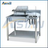 [غ1200] كهربائيّة كسا بفتات الخبز طاولة آلة من [كتيشن] تجهيز