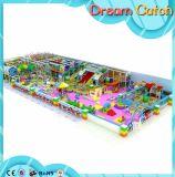 A alta qualidade caçoa o equipamento macio interno colorido de Playgroundr