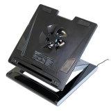 stand plié ergonomique de cahier de support de l'ordinateur portatif 10-17inch