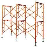 移動式携帯用働きプラットホームフレームワークU Hフレームの足場システム