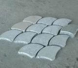Tuiles en pierre de rebut réutilisant la presse à mouler (P72/80)
