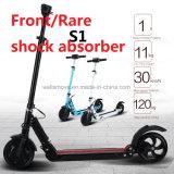 11kgs scooter électrique de pliage facile du poids léger 1s