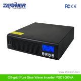 Инвертор солнечной силы цены изготовления без батареи 3000va 2400W