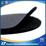 Correção de programa de borracha feita sob encomenda do PVC da polícia com revestimento protetor de Velcro