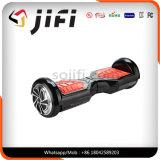 Scooter électrique en aluminium à 2 roues avec éclairage LED