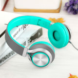 MP3 MP4 PC를 위한 귀 입체 음향 헤드폰에 조정가능하고, 경량 & Portable 자동차를 메모장에 기입한다