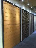 Panneaux de mur de PVC d'intérieur, panneau de mur intérieur de WPC, panneau de mur de PVC