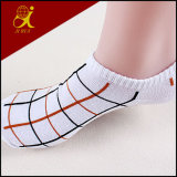 Mann-BaumwollMens gekopierte Knöchel-Socken
