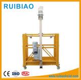 Zlp630 Chaîne de travail suspendue à la corde Plate-forme de gondole (CE, ISO approuvée)
