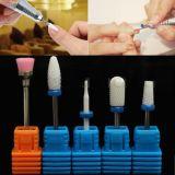 Drill lime à ongles en céramique Bit pour la machine Nail Art