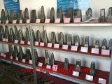 小松の掘削機PC60のためのバケツの歯の石のタイプ
