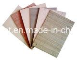 La película de color modificada para requisitos particulares hizo frente a la madera contrachapada