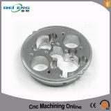 大口径の部品を機械で造るカスタマイズされた部品のアルミニウムステンレス鋼チタニウムCNCの旋盤
