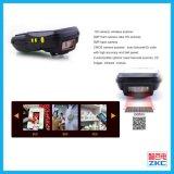 Programa de lectura de RFID o de NFC para el inventario o logística y terminal Handheld portable PDA Zkc3501 del explorador del código de barras