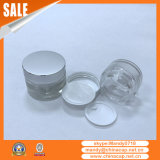 30g de plata de aluminio cosméticos contenedor para crema hidratante