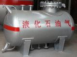 As vendas China da fábrica fazem a tanque de 3m3 LPG o tanque de armazenamento horizontal do LPG