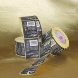 カスタム粘着紙印刷ステッカーラベル