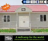 Chalet modular de lujo/casa prefabricada para el chalet