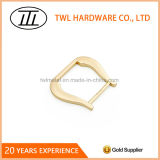 O saco parte acessórios quadrados do metal da curvatura do anel da correia da liga