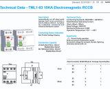 RCCB électronique haute qualité Tml1-63 avec norme IEC61008-1