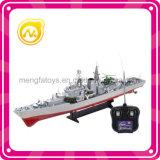 Jouet à télécommande de bateau modèle de bateau de 1:115 de qualité