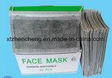 Hubei Xiantao maschera di protezione attiva a gettare del carbonio delle 4 pieghe con Earloop