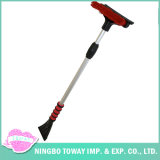 Car Ice Ice Scraper Round Cleaning Clean Handle Handle Snow Brush