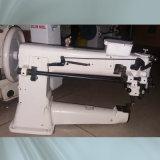 Используемая швейная машина золотистой Цилиндр-Кровати питания согласия иглы колеса толщиной материальной одиночной