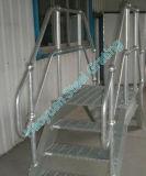 Haoyuan Stahlvergitterung verwendet für im Freientreppen-Schritt