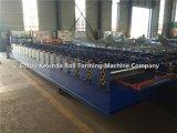 機械を形作る接合箇所によって隠される金属のプロフィールロール