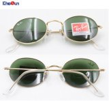 Óculos de sol unisex clássicos Ks1298 do metal