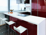 Chine Haute qualité PMMA 12mm White Color Acrylic Solid Surface