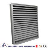 Feritoia del tempo delle feritoie dell'aria di HVAC anodizzata alluminio