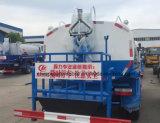 120HP 6 de Hete Verkoop van Wielen 8 Ton van de Sproeier 8000 Liter van de Tankwagen van het Water